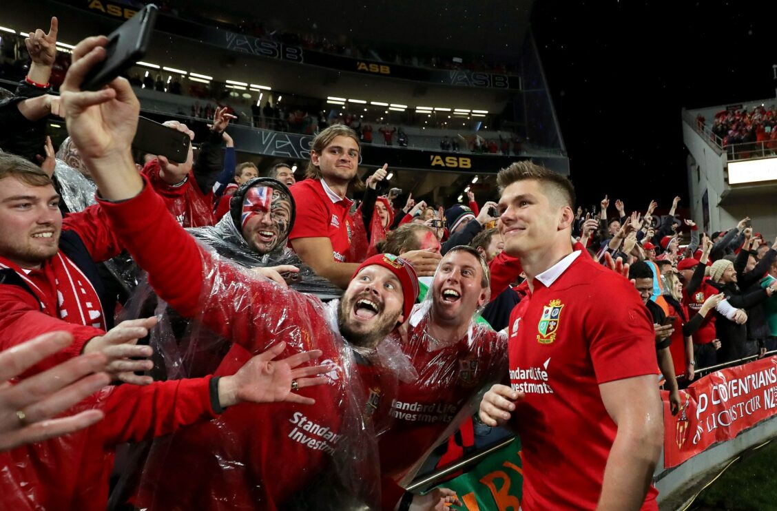 Best of social media reaction from the third Test: New Zealand 15-15 British & Irish Lions