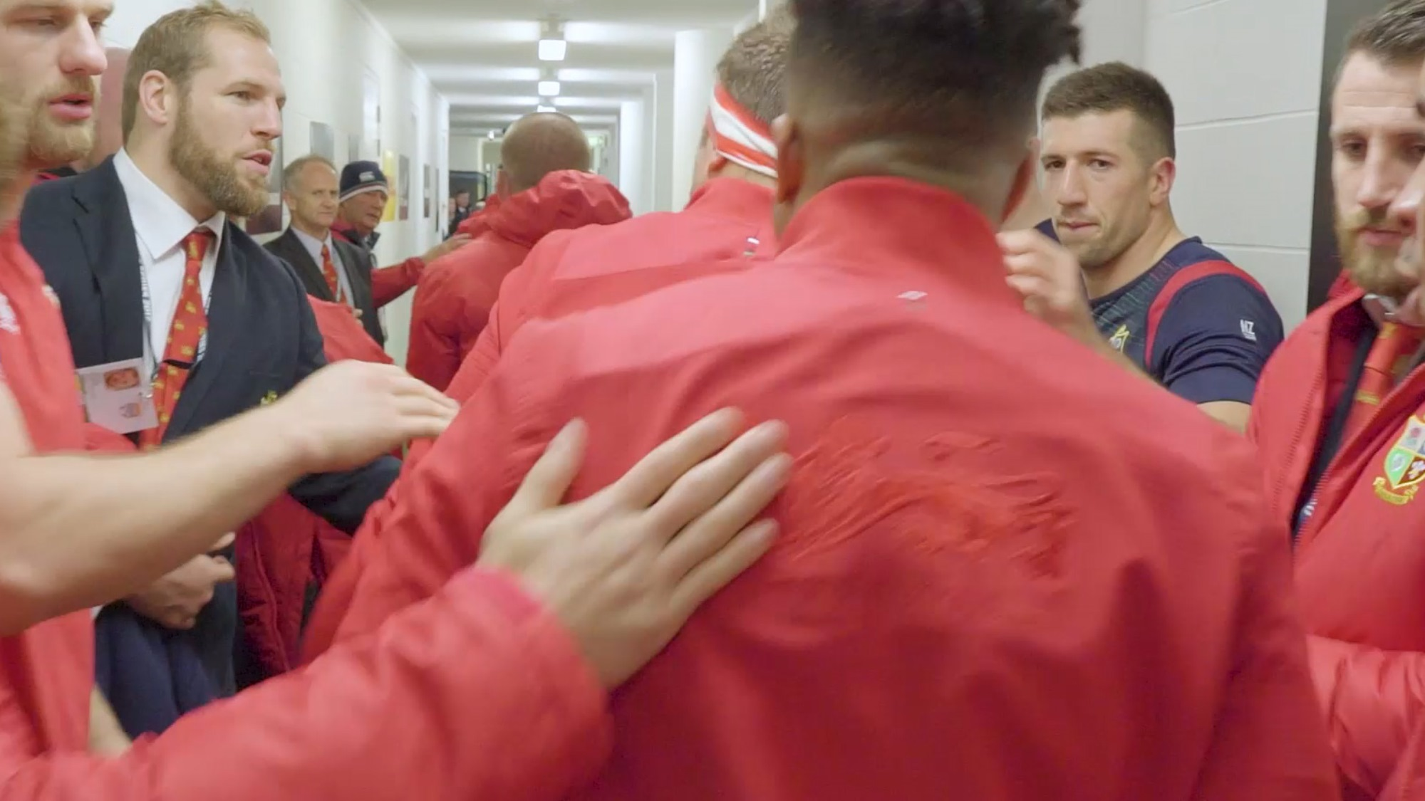 Exclusive Video: Behind The Scenes at Third Test!