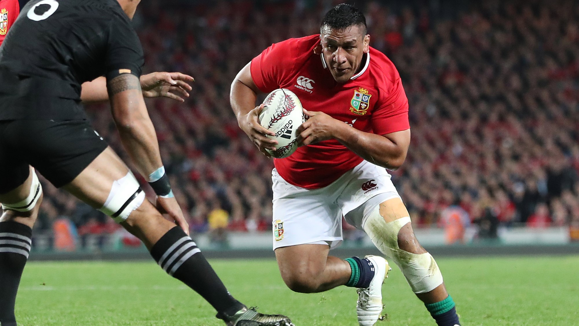 2017 Lions Player Retrospective: Mako Vunipola