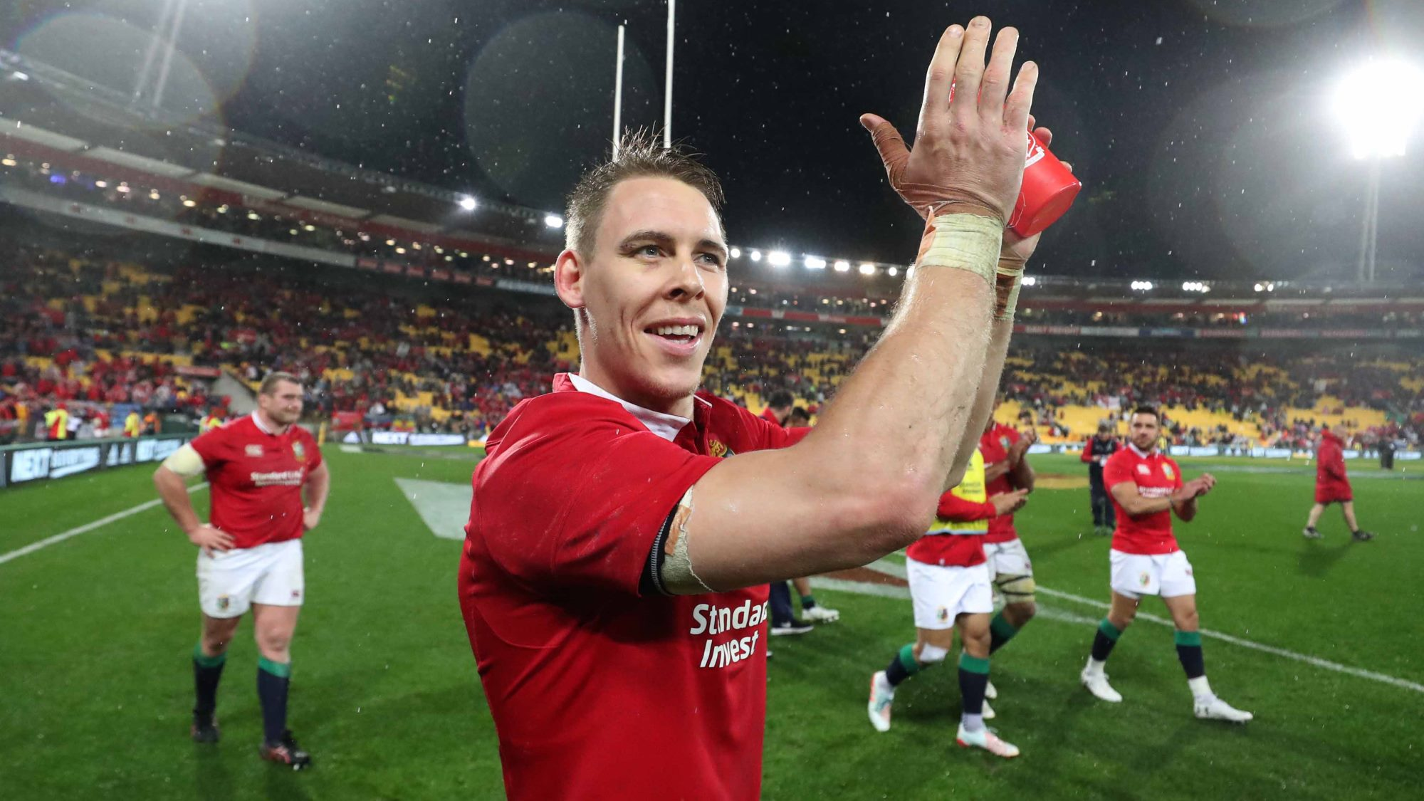 2017 Lions Player Retrospective: Liam Williams