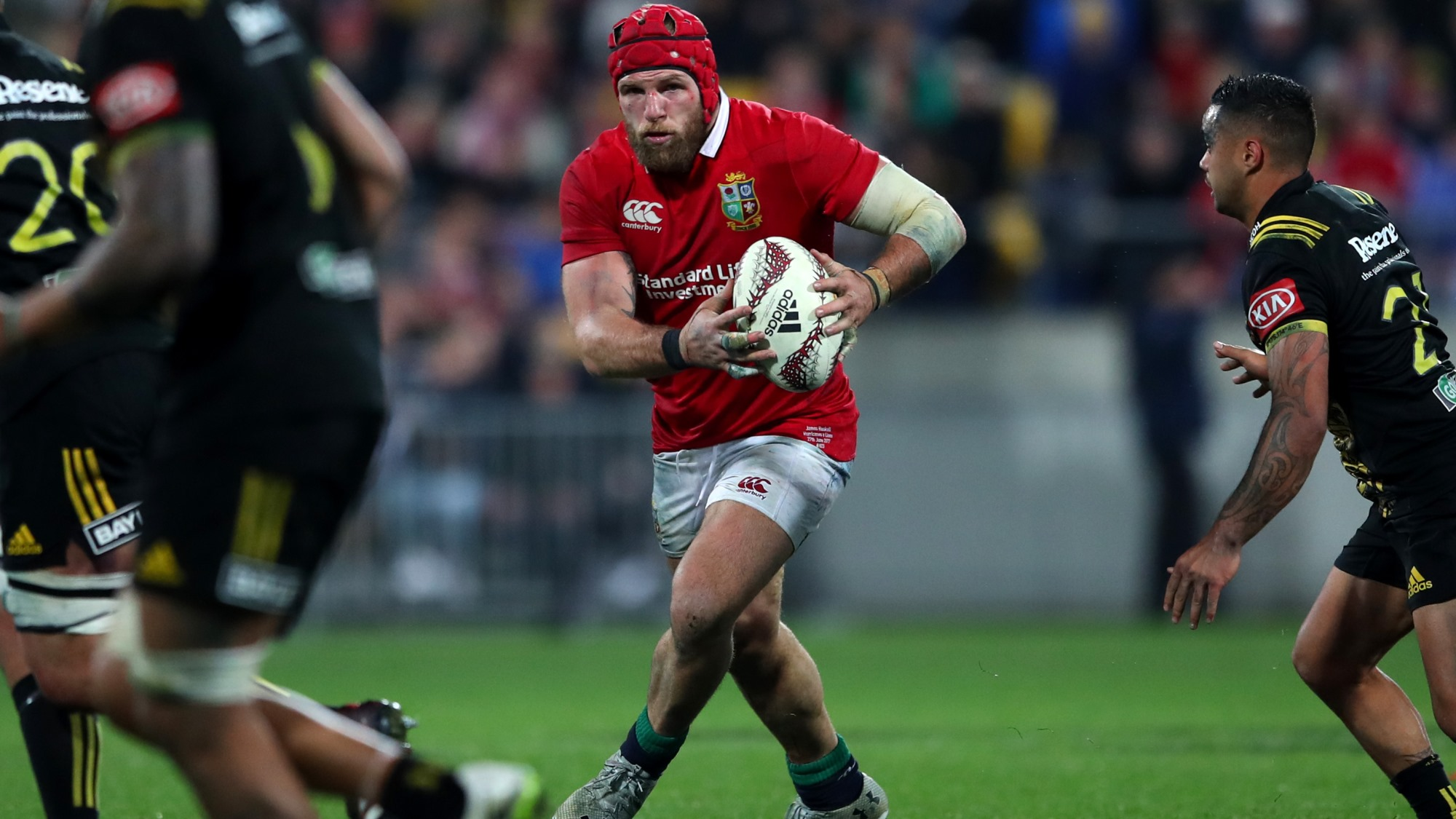 2017 Lions Player Retrospective: James Haskell