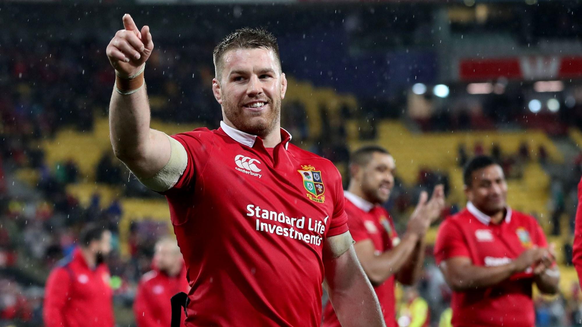 2017 Lions player retrospective: Sean O'Brien