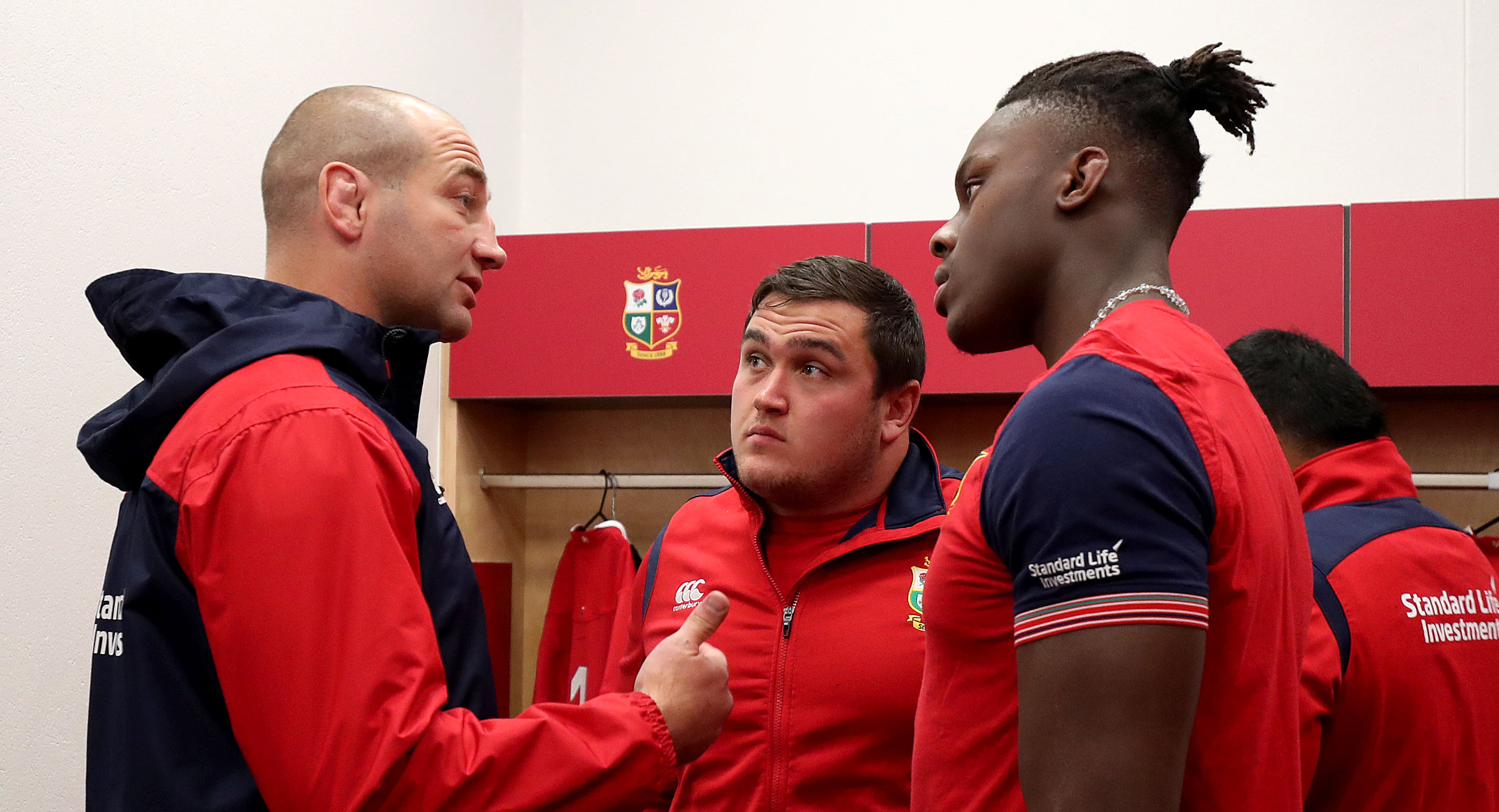 England aim to capitalise on Lions experience