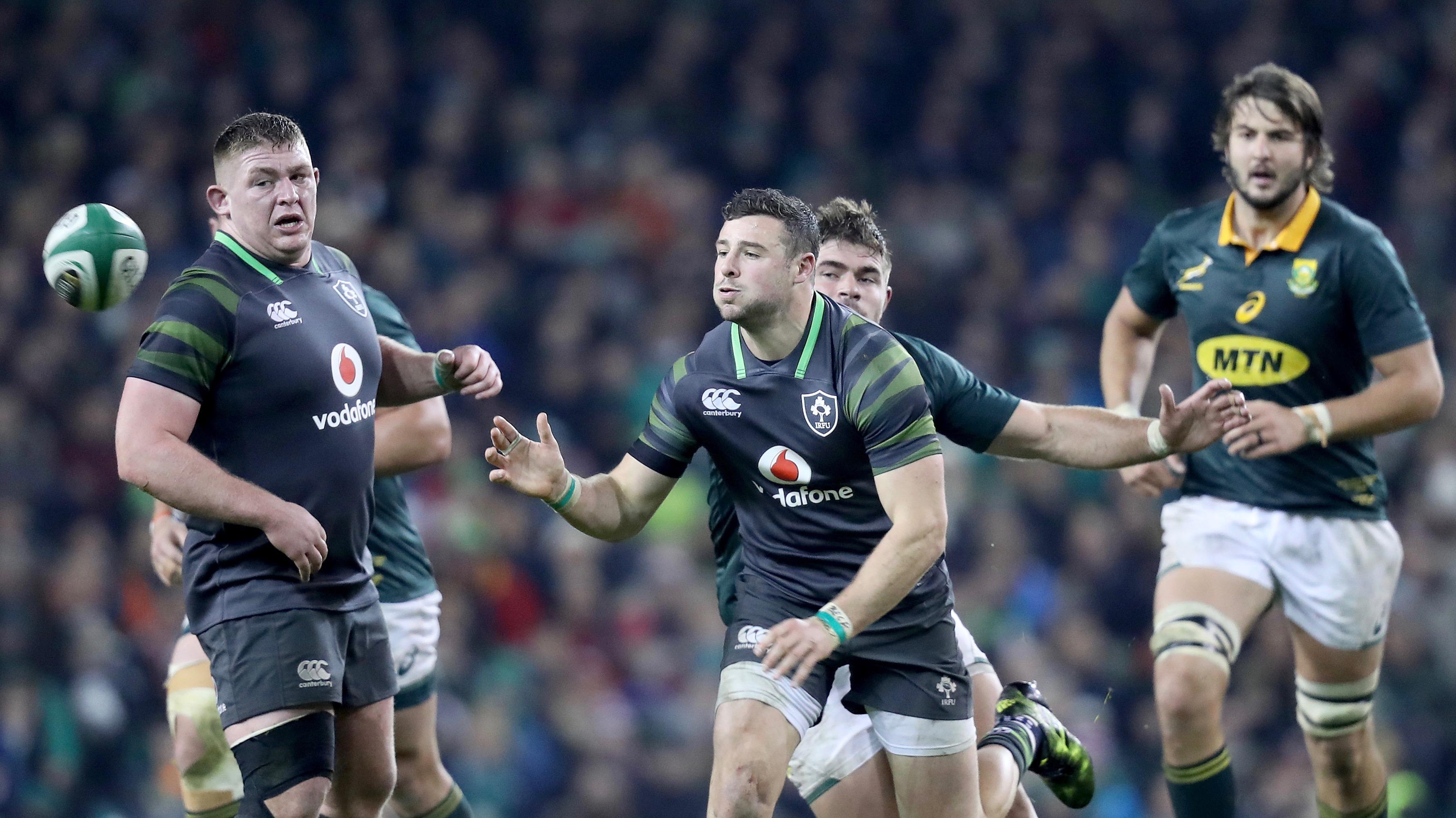 Ireland, England and Scotland secure November wins