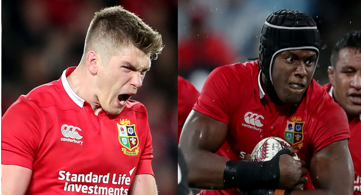 Itoje and Farrell nominated for World Rugby Player of the Year