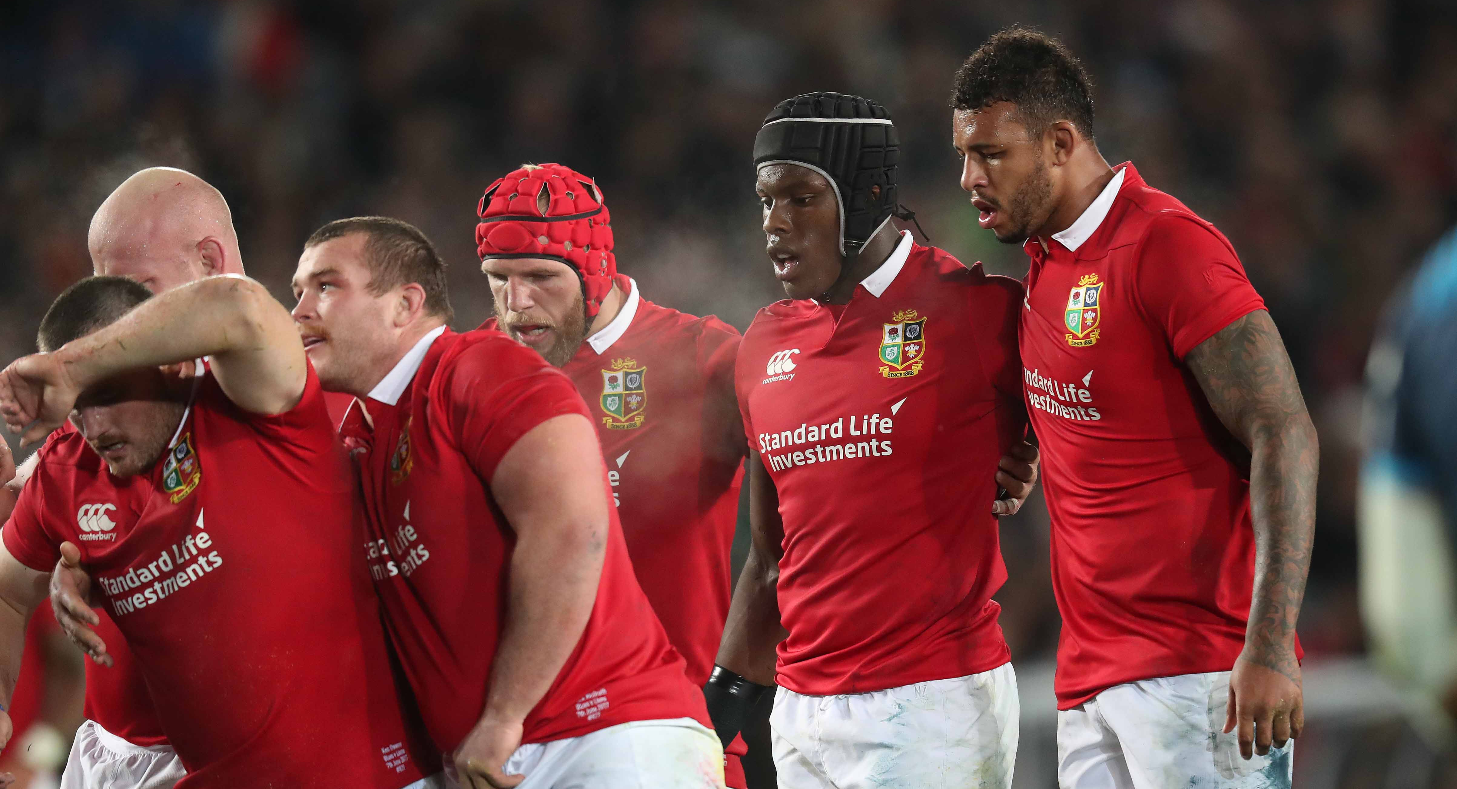 Preview: Lions Return to Action for Round Two of Autumn Internationals