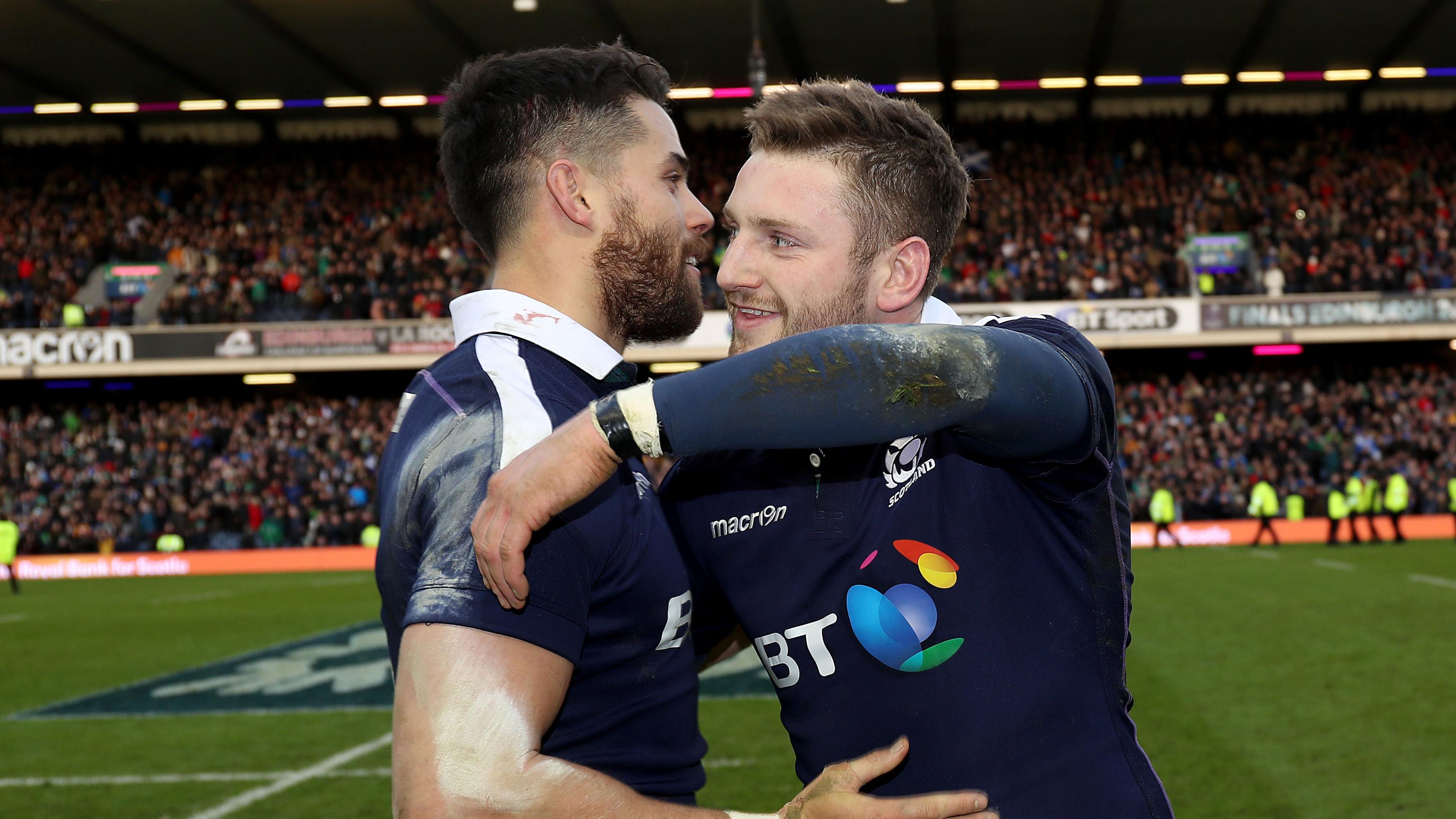 Wins for Scotland England and Ireland