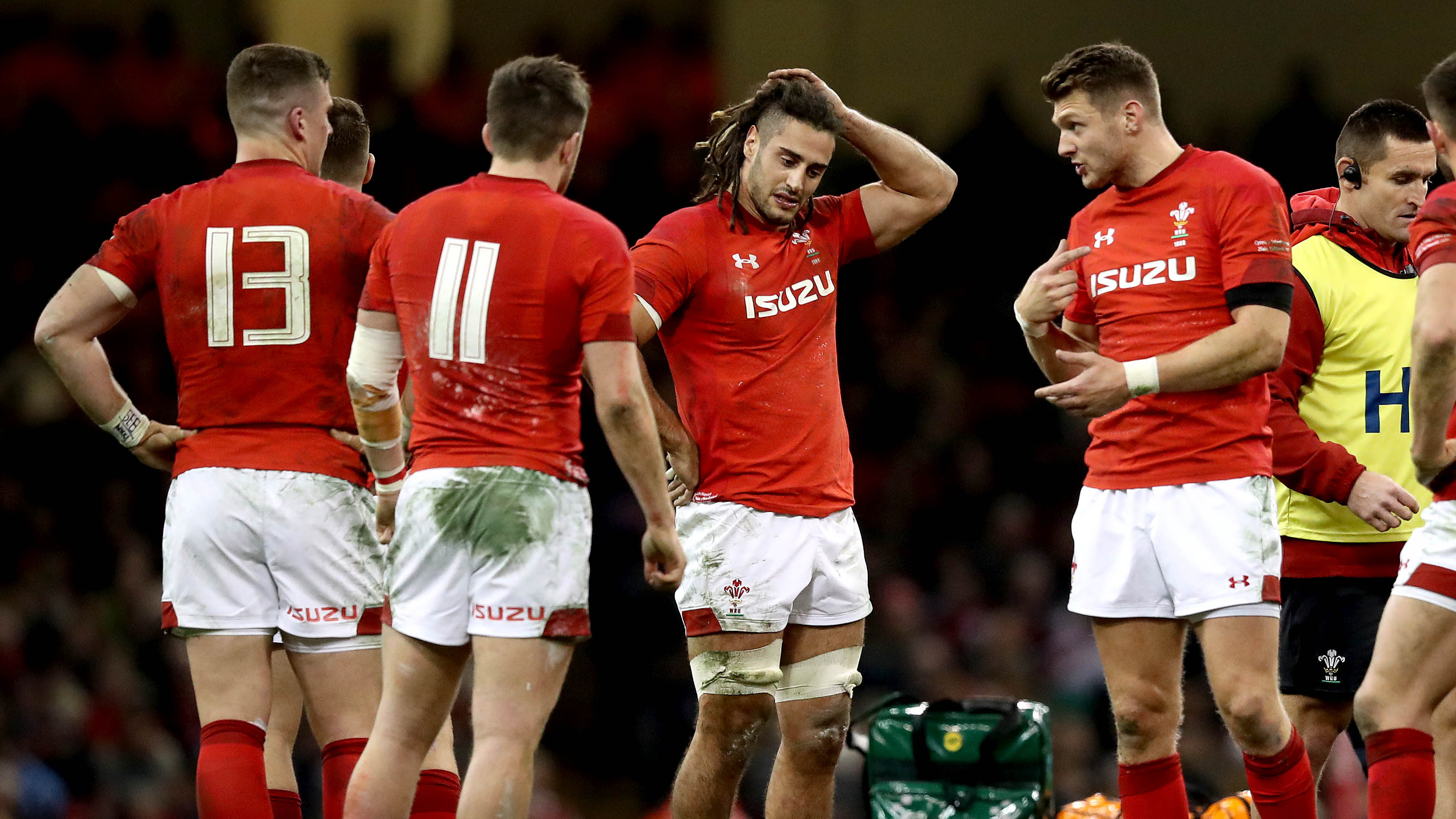 Wales look to finish on a high