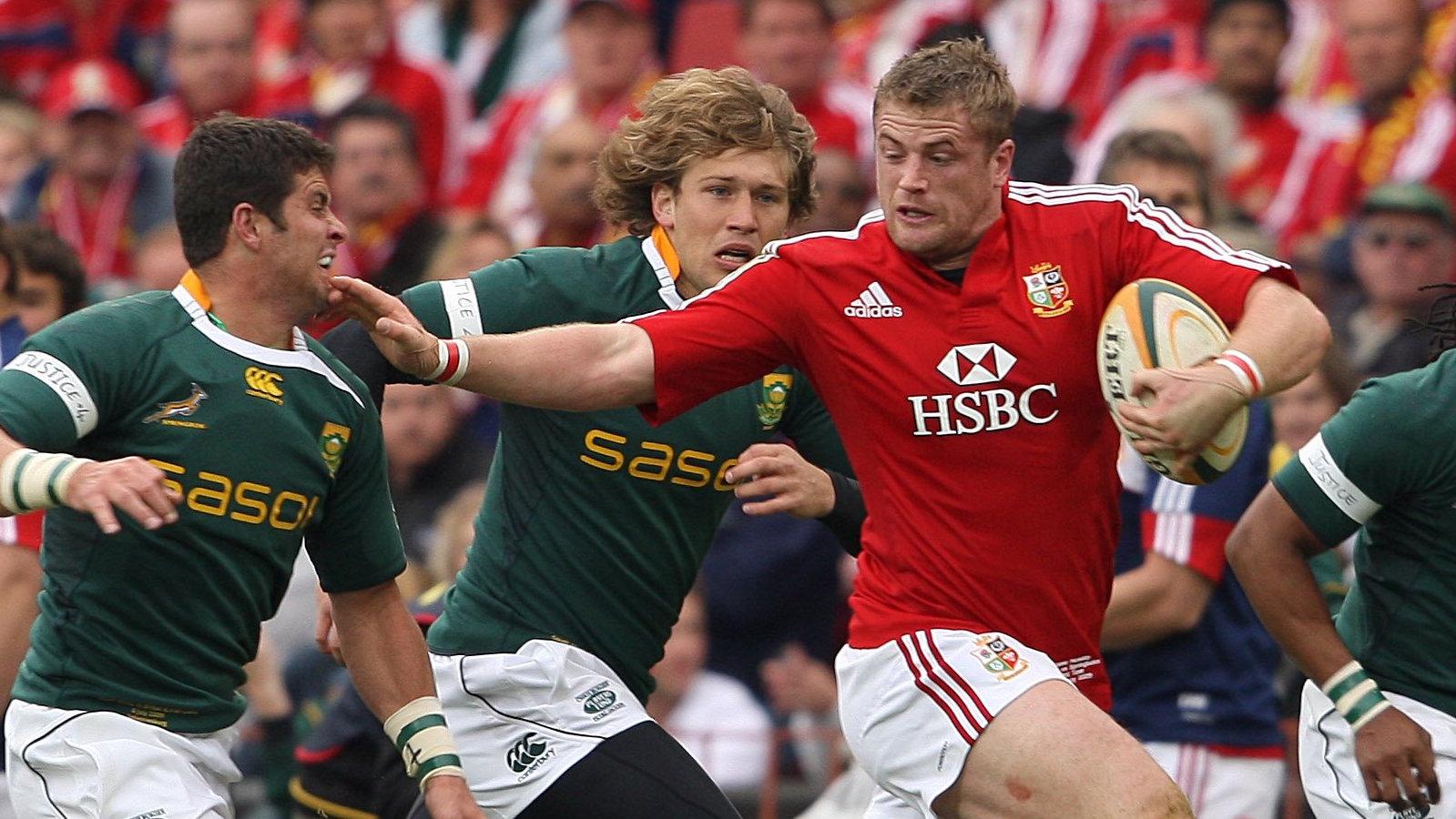Five-time Test Lions Heaslip announces decision to retire