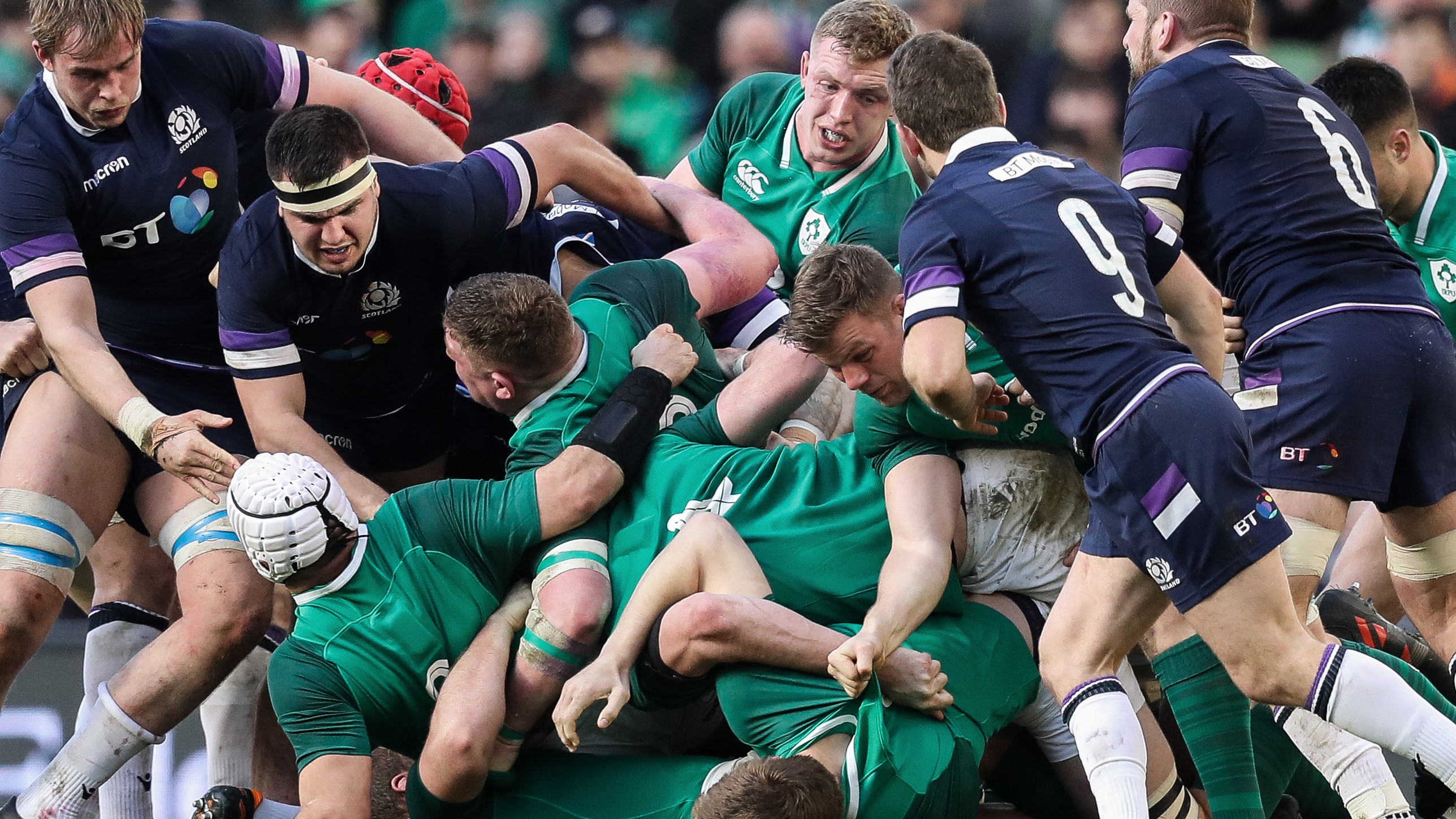 Ireland claim title and set up Grand Slam tilt