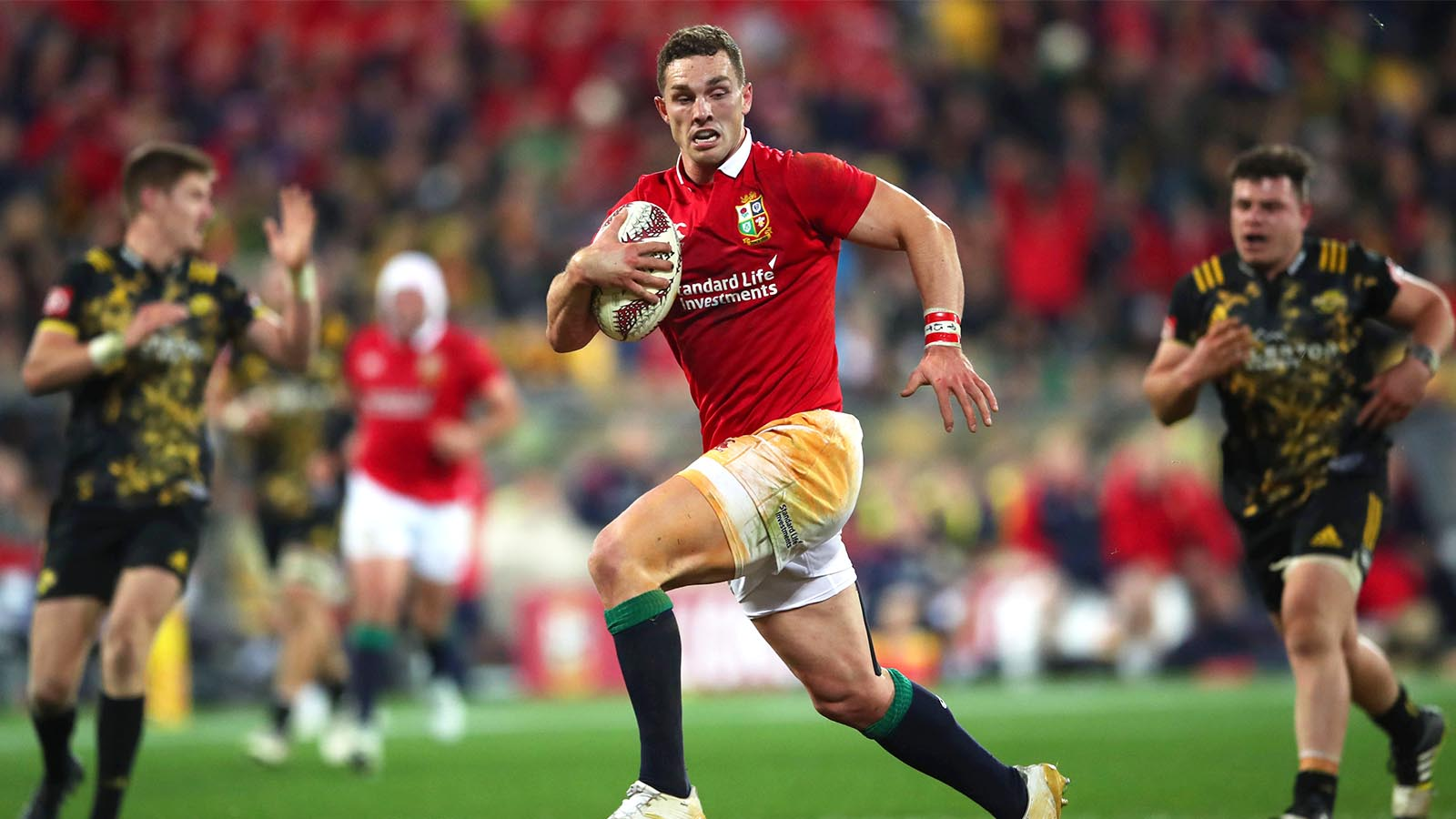 Gatland Names Squad for Wales Summer Tour