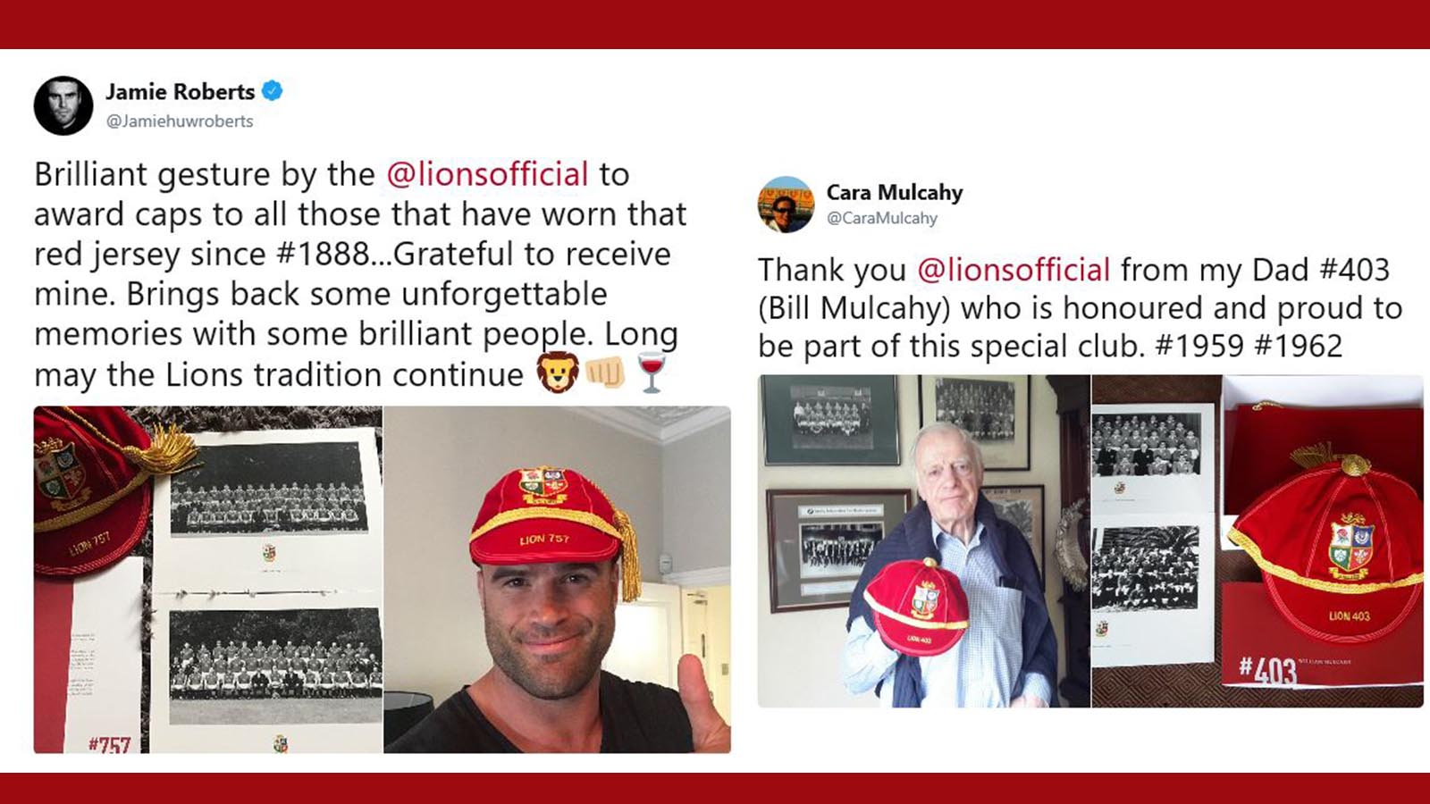 The #1888Lions Club | Best of Social Media