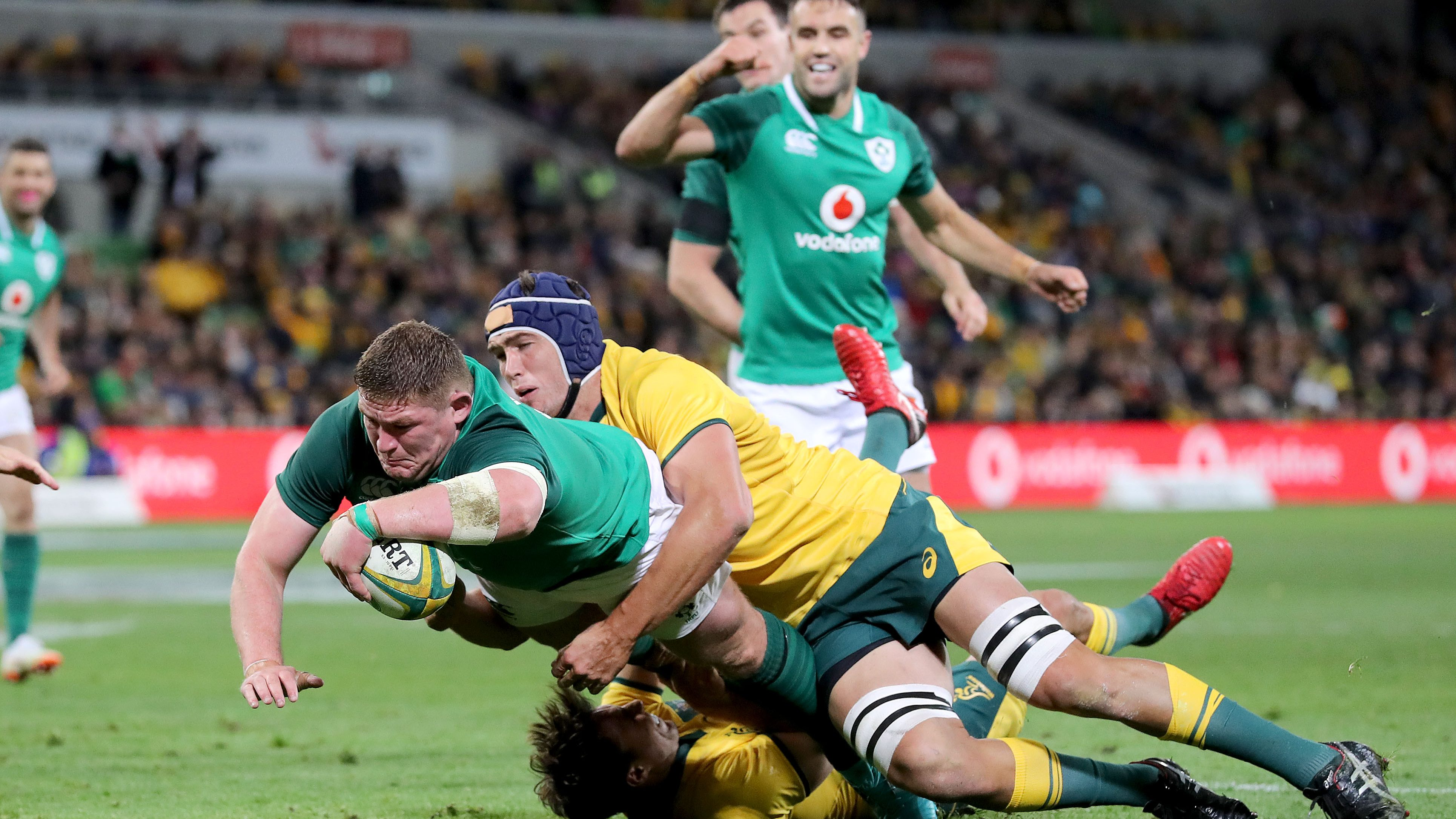 Wales and Ireland secure memorable Test wins