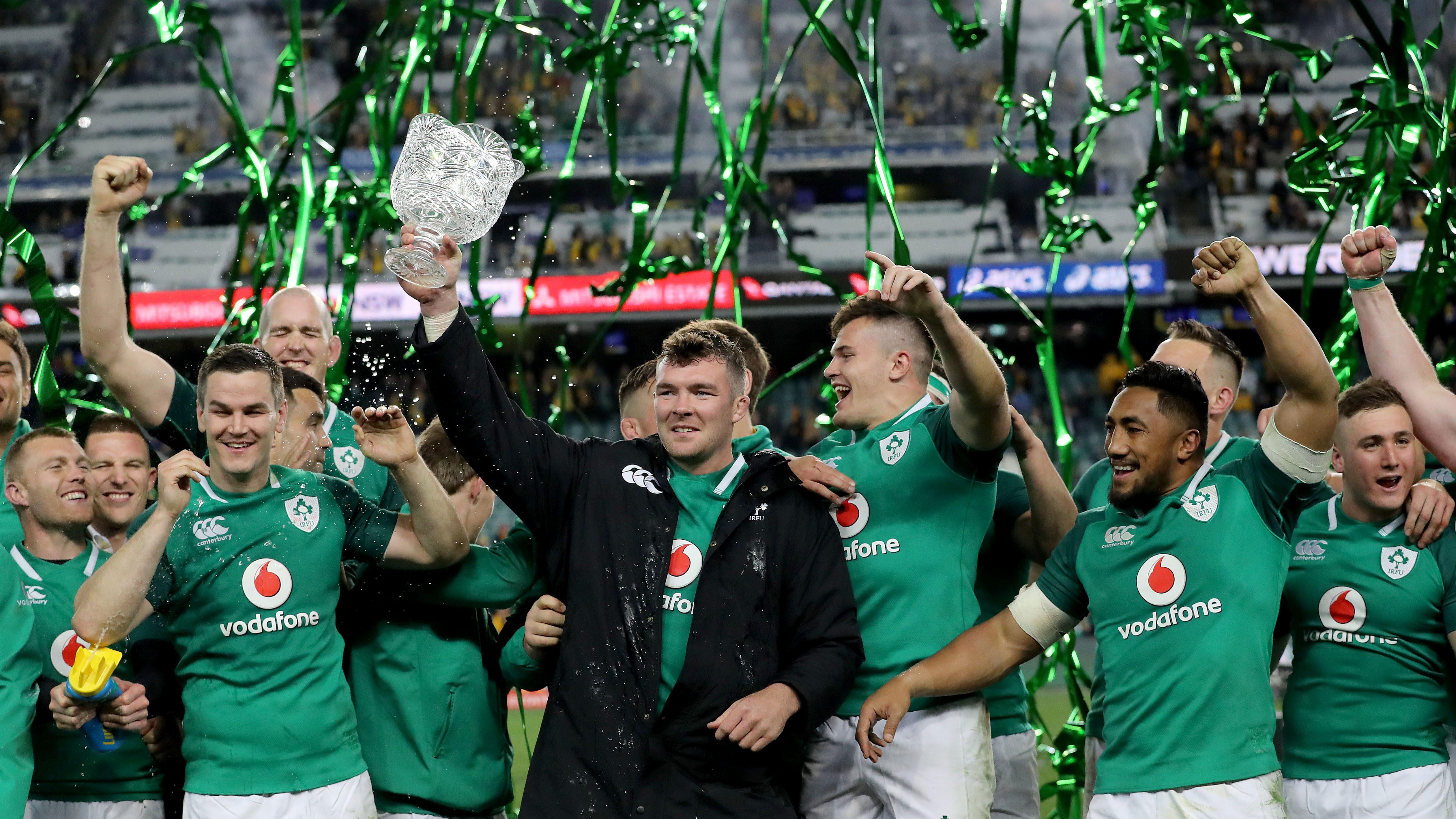 Superb summer tour wins for Ireland, England and Scotland