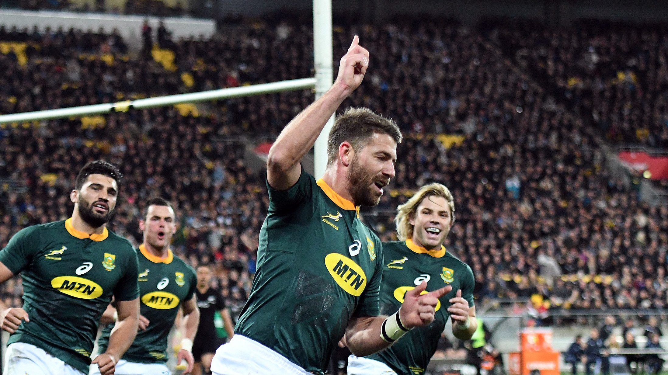 Big picture positive as Springboks enter thrilling three-year cycle
