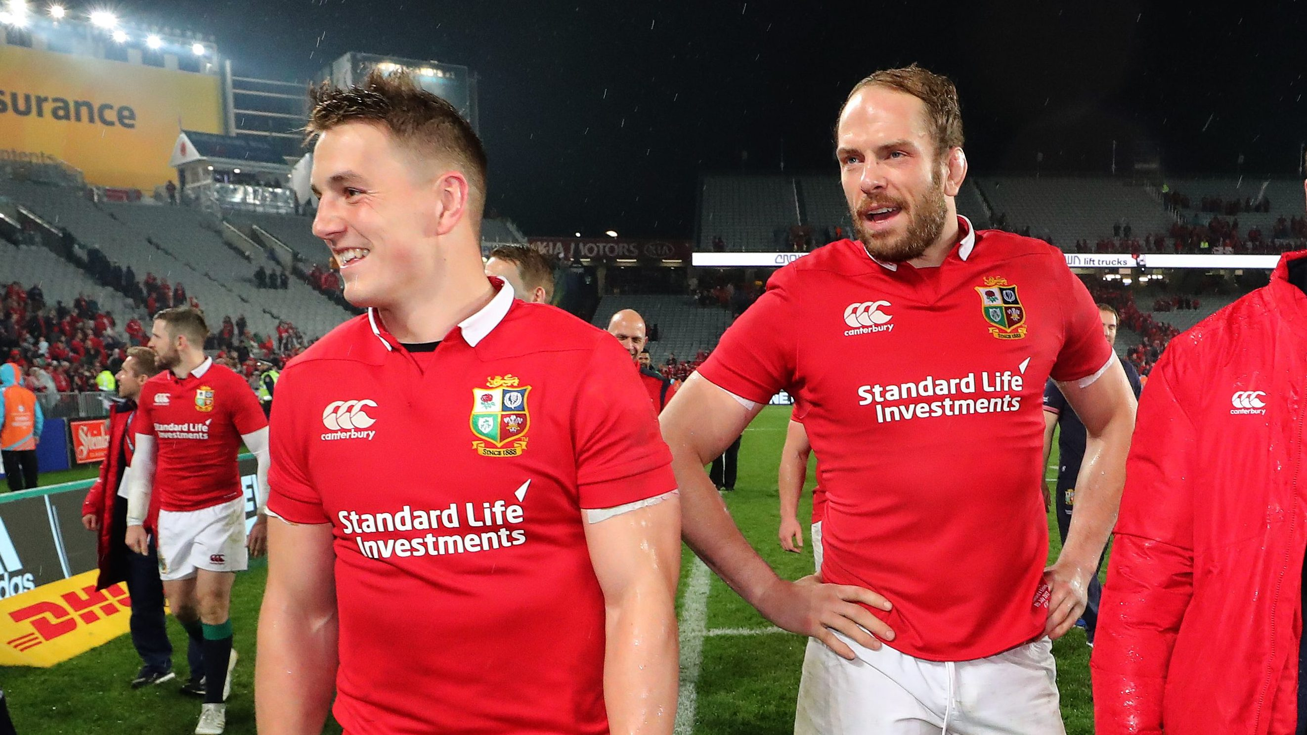 Gatland includes 10 Lions in Wales squad for November