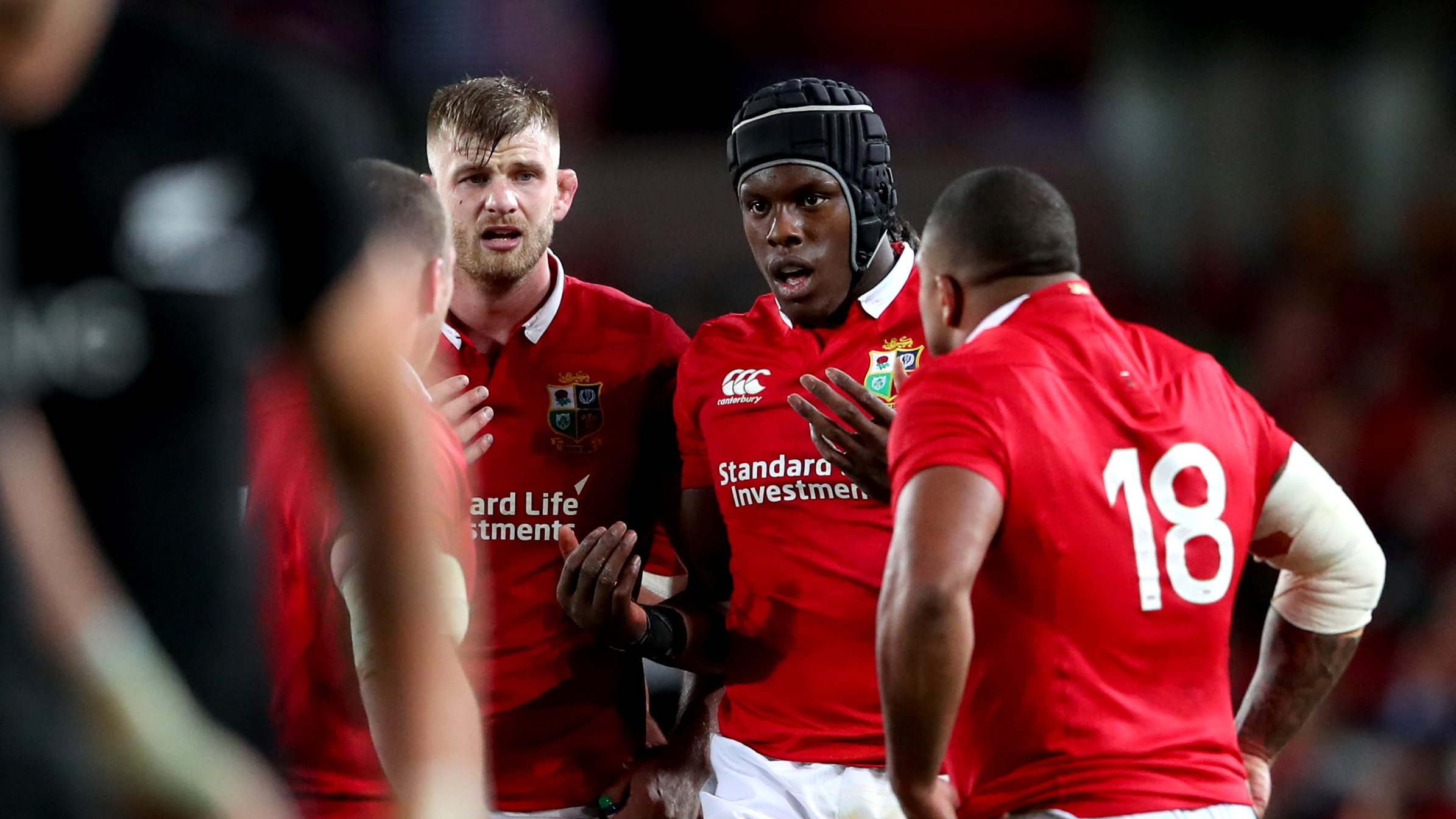 11 Lions selected in England squad for November