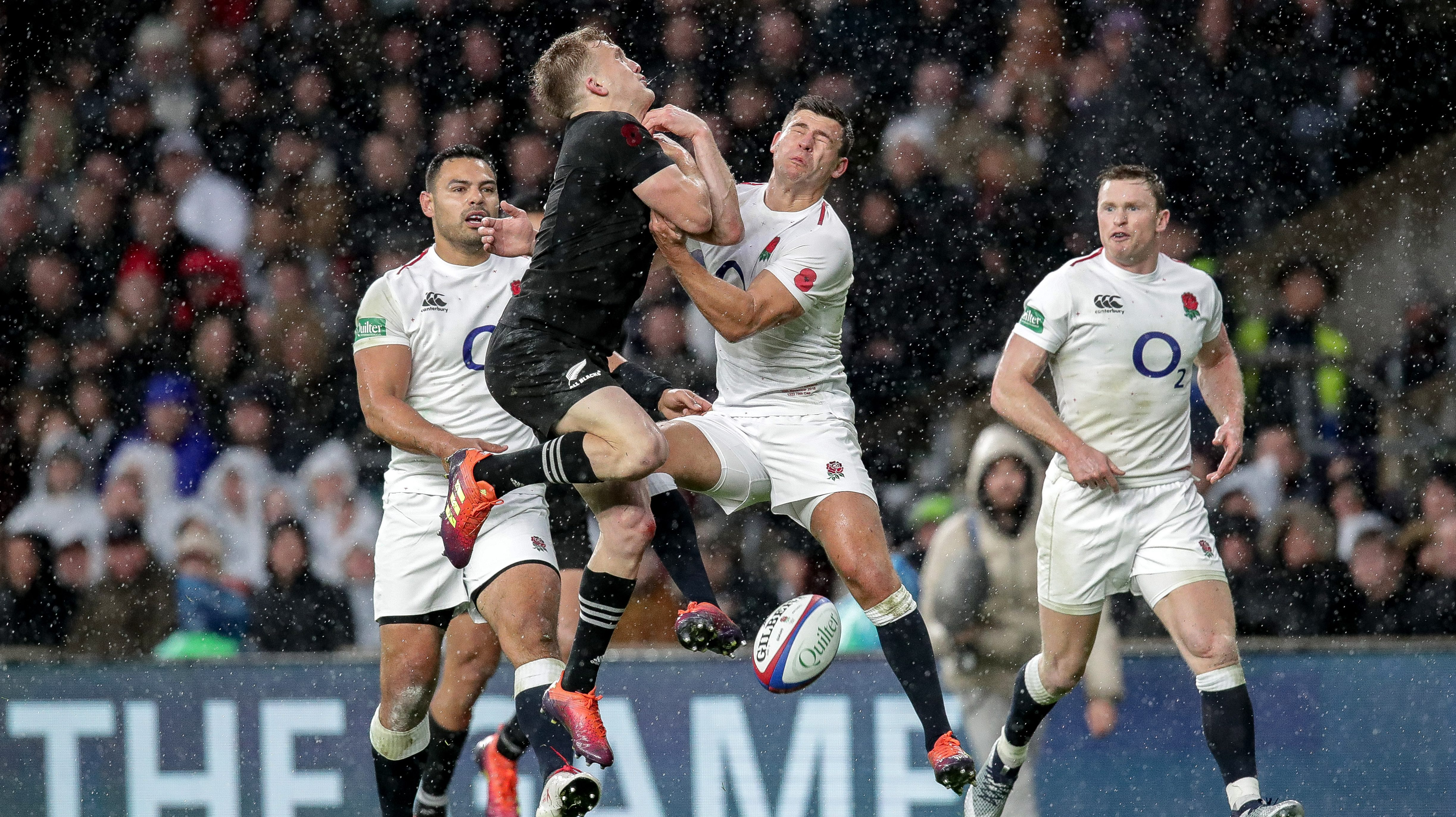 Review: England go close to making it a perfect weekend