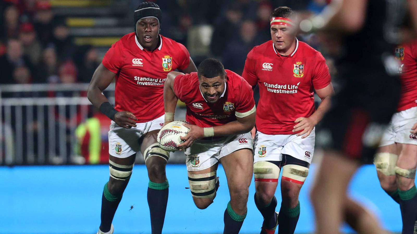 Faletau, Itoje and Nowell all return to the fray