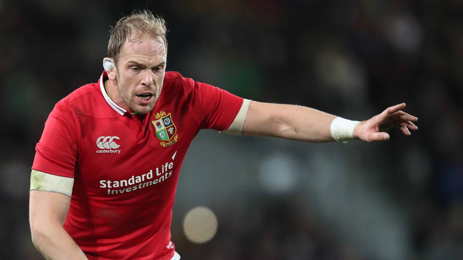 Lions legend Jones to lead Wales against England in Cardiff