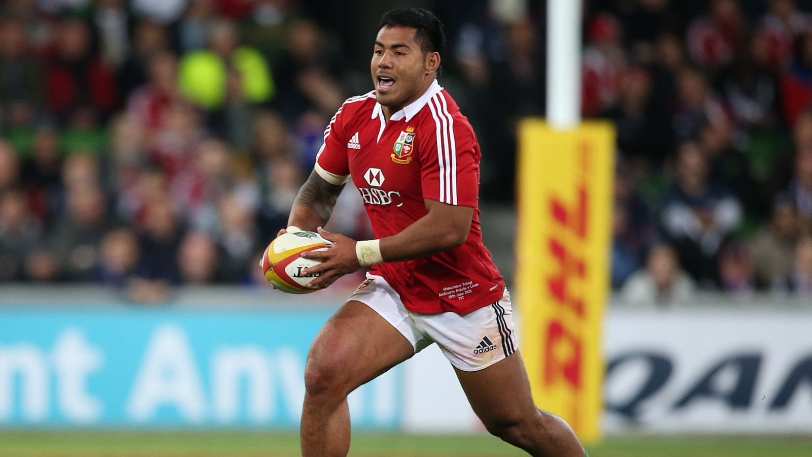Tuilagi's back for England's clash with Ireland