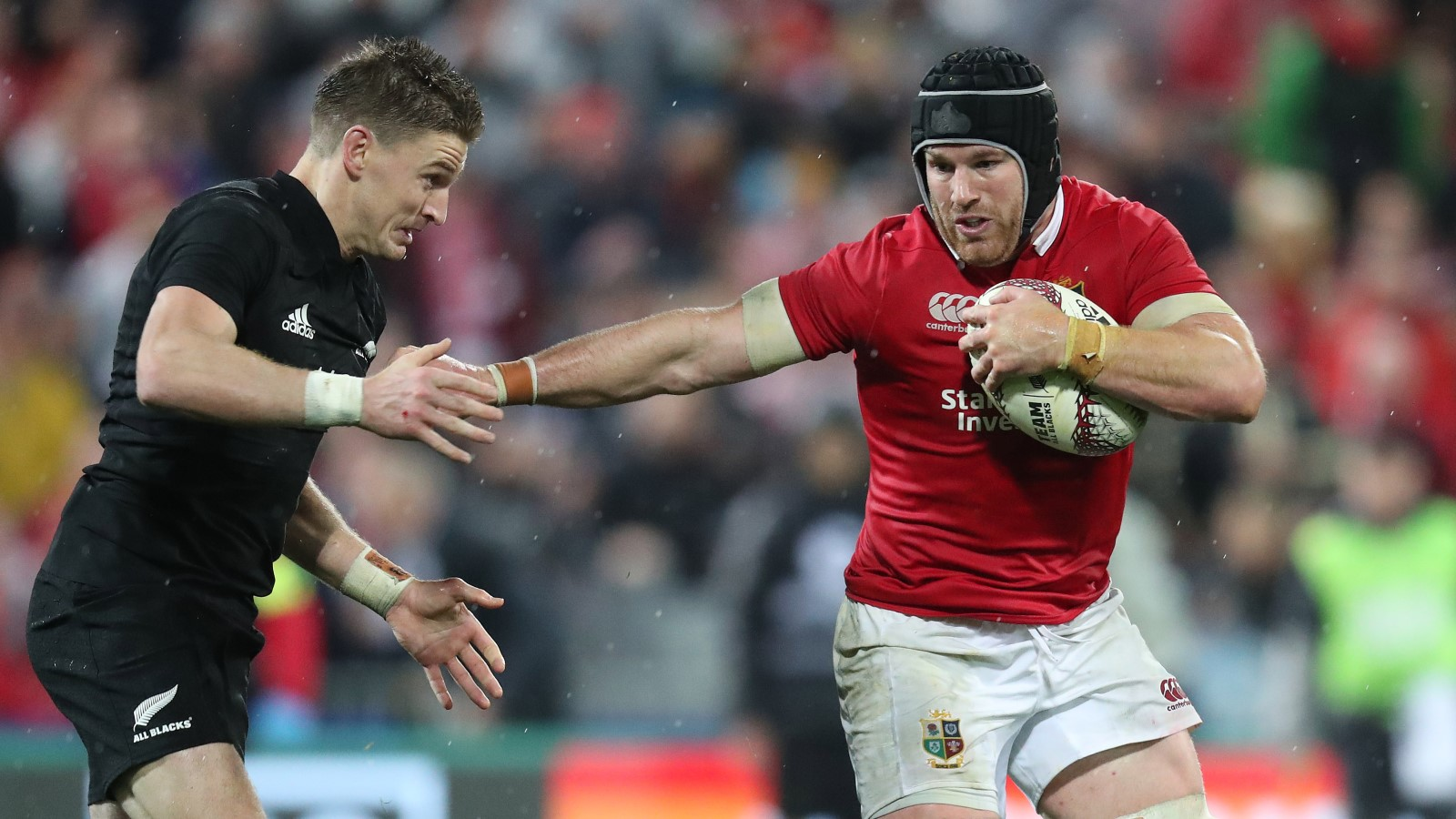 Ireland call on nine Lions to face Scotland