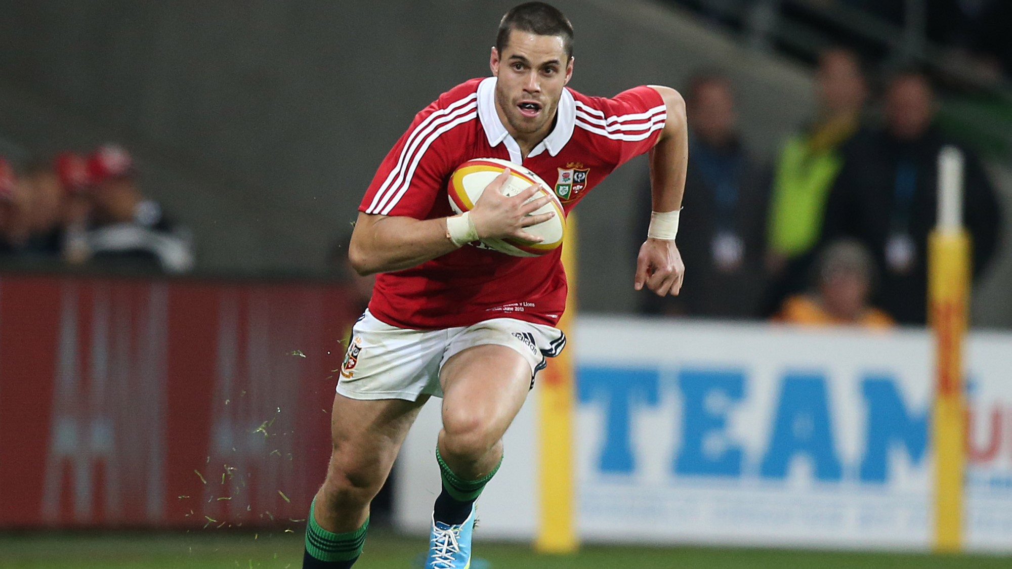 Maitland returns to form all-Lions back three for Scotland