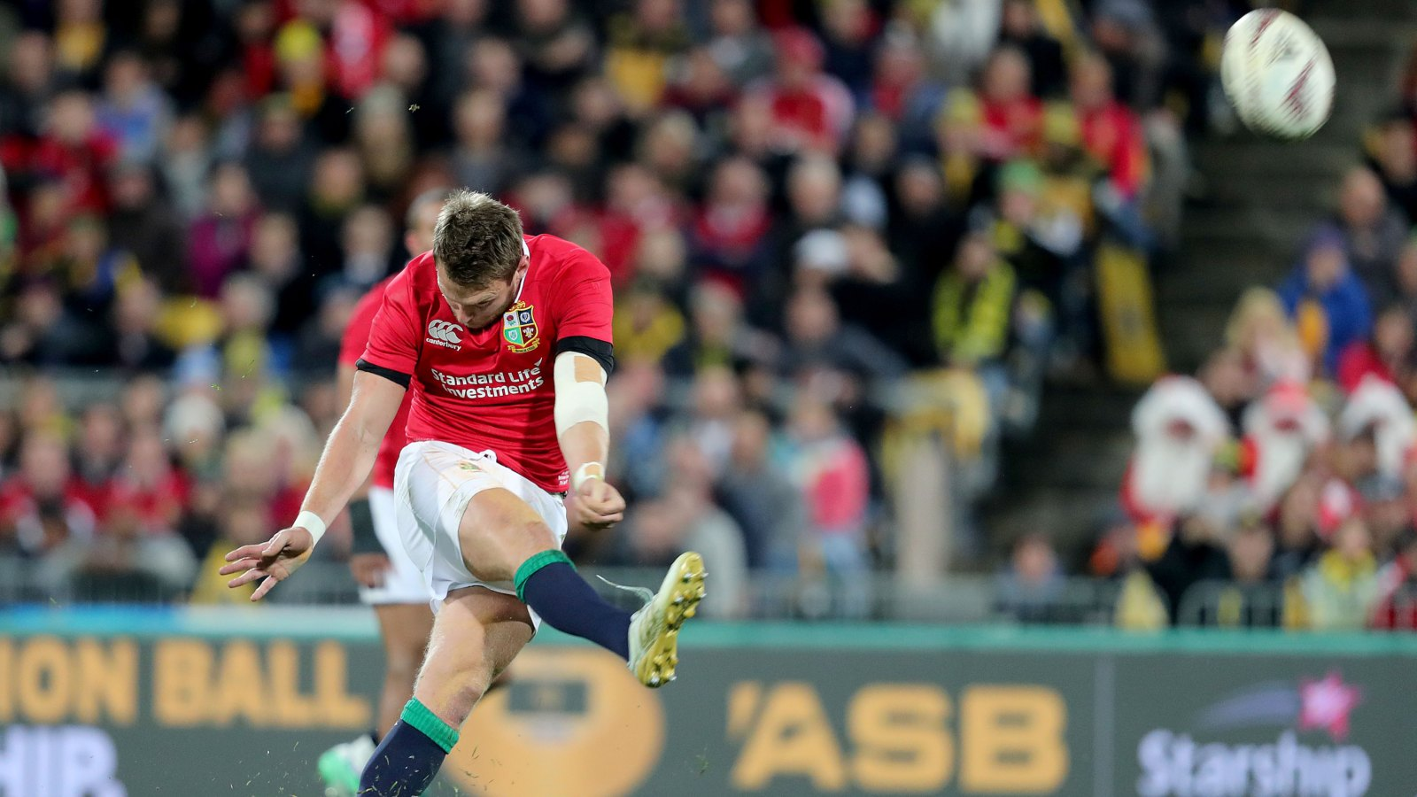 Biggar stars with the boot as Wales equal record