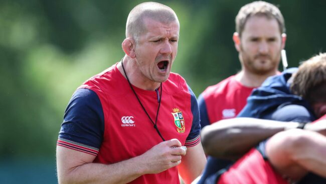 Rowntree to join Munster coaching team