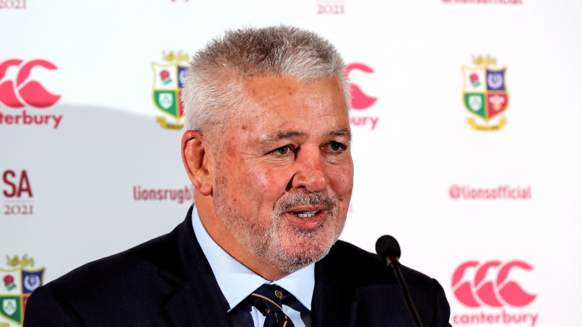 Gatland sticks to tried and tested for France quarter-final