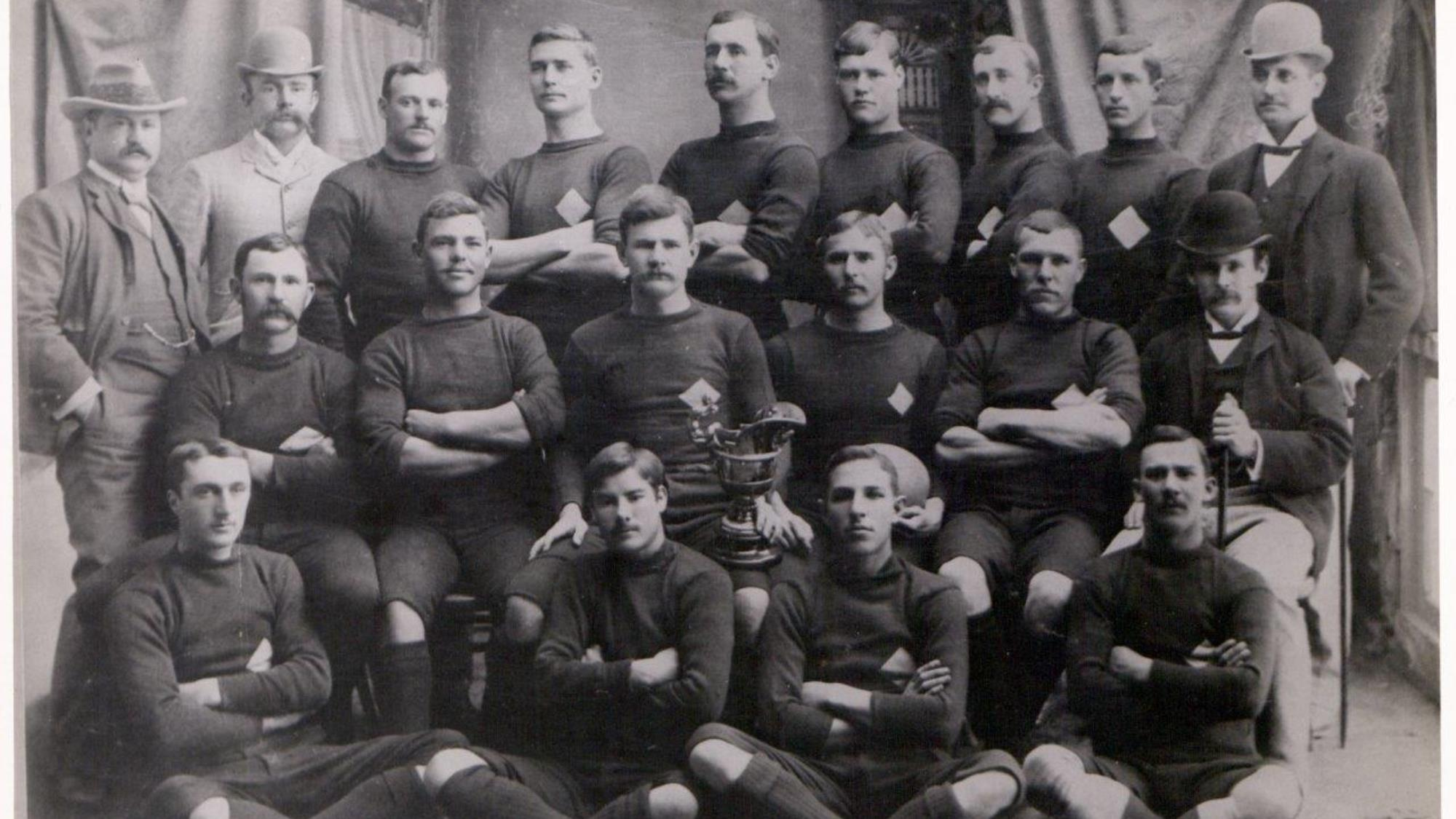 Lions gift Griquas the Currie Cup back in 1891