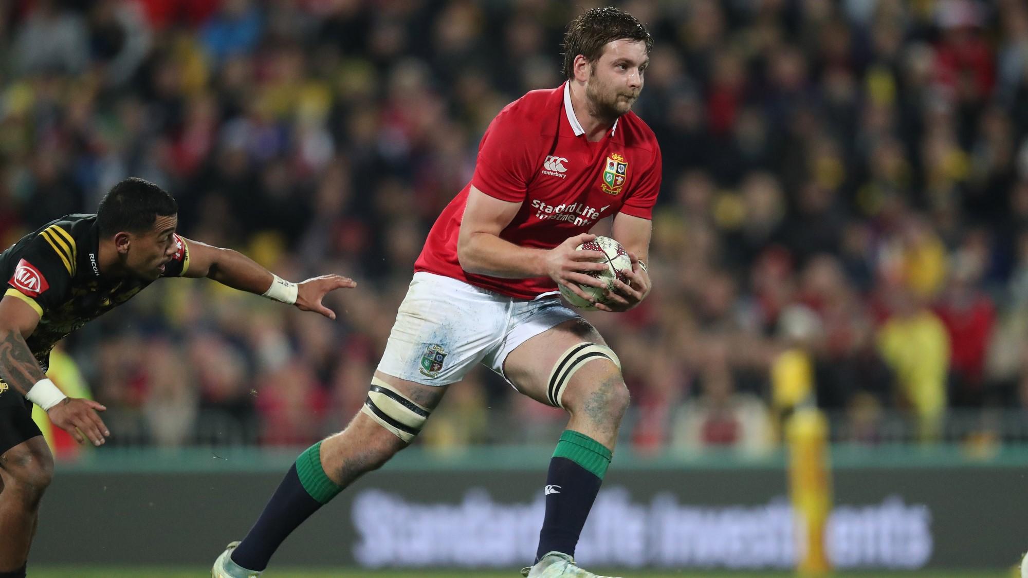 Lion Henderson to skipper Ulster