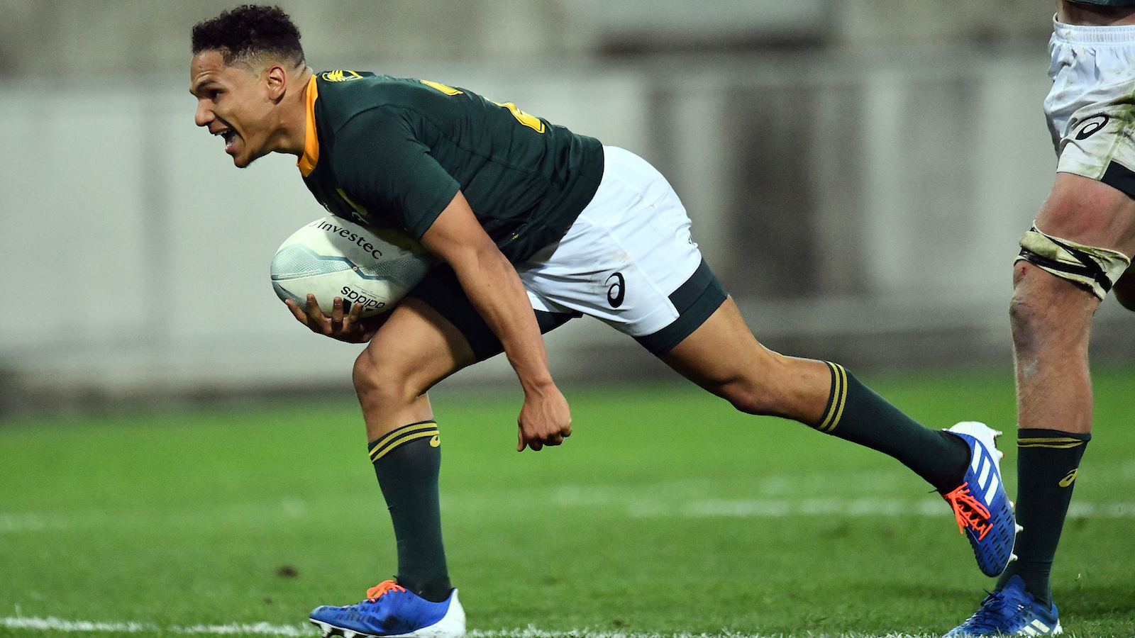 South Africa edge nearer Rugby Championship crown