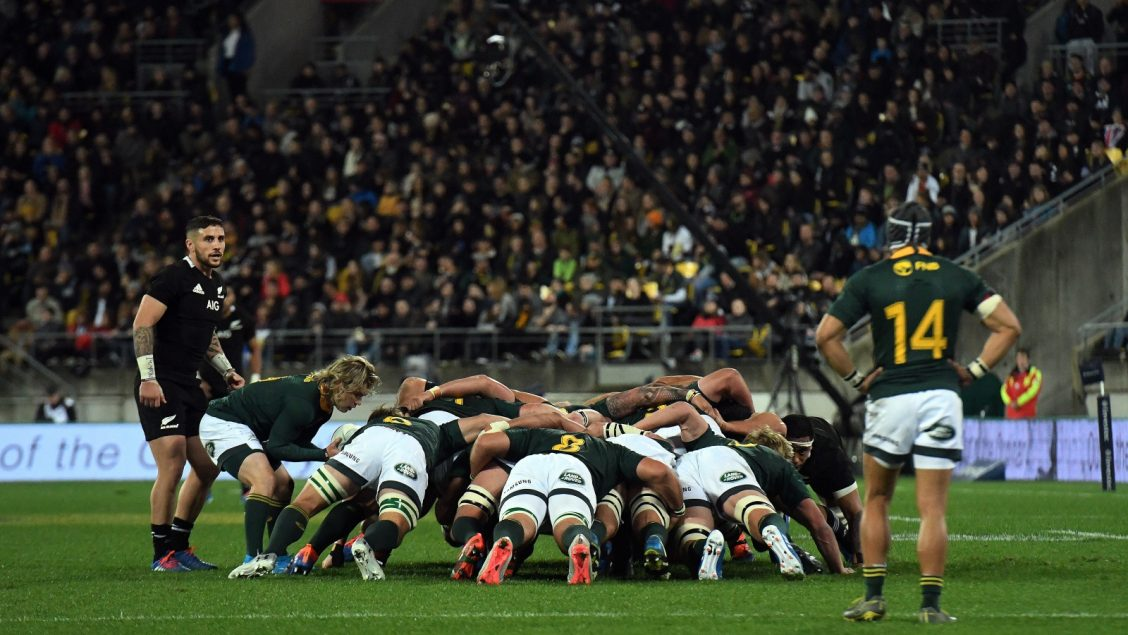 South Africa lead the way ahead of Rugby Championship finale