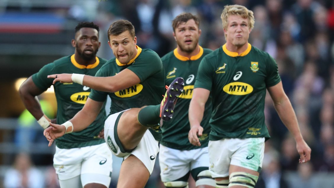 Pollard inspires South Africa to first major trophy in a decade