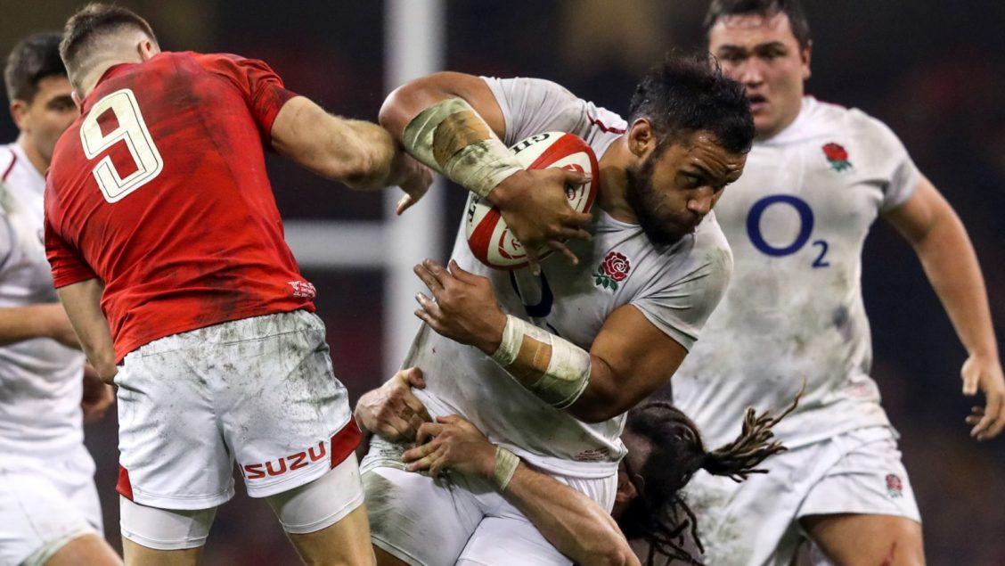 Vunipola helps England stop Wales's winning run