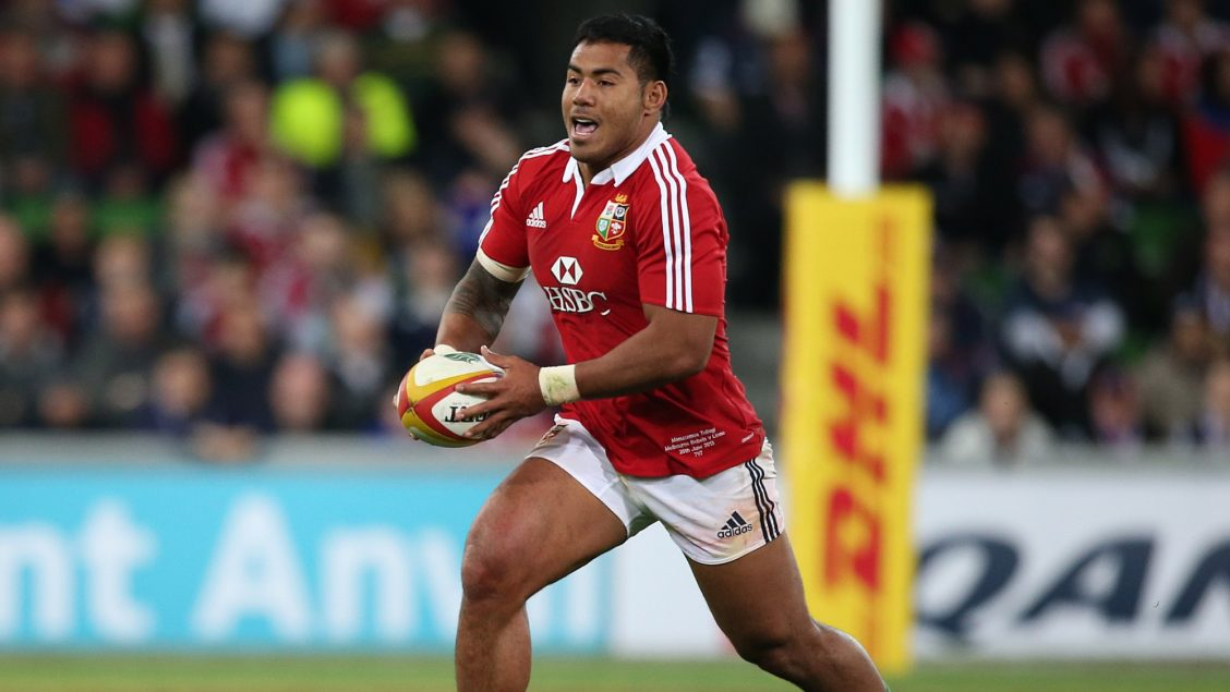 Two-try Tuilagi fires England past Tonga in Sapporo