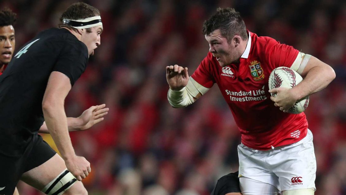 O'Mahony set to lead out Ireland in Cardiff
