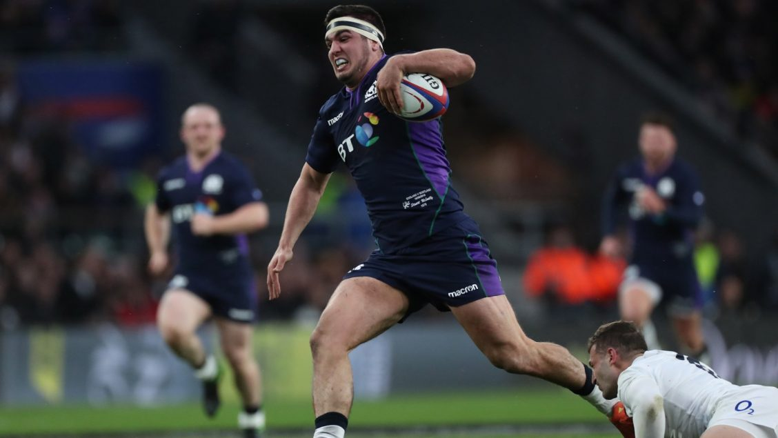 McInally to lead Scotland at World Cup