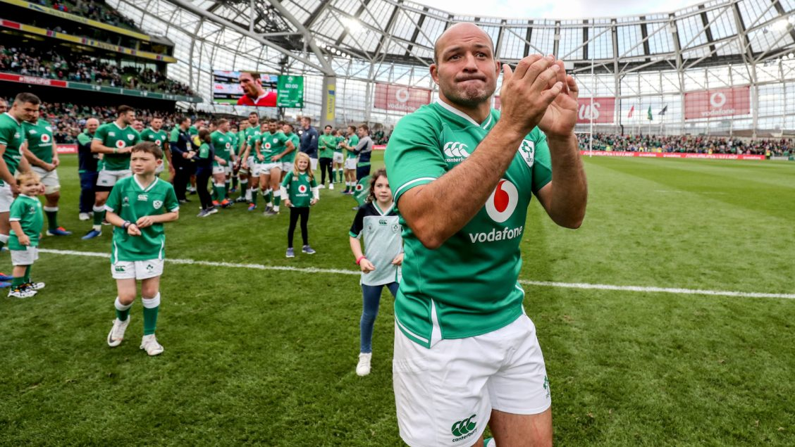 Ireland beat Wales as Best says farewell