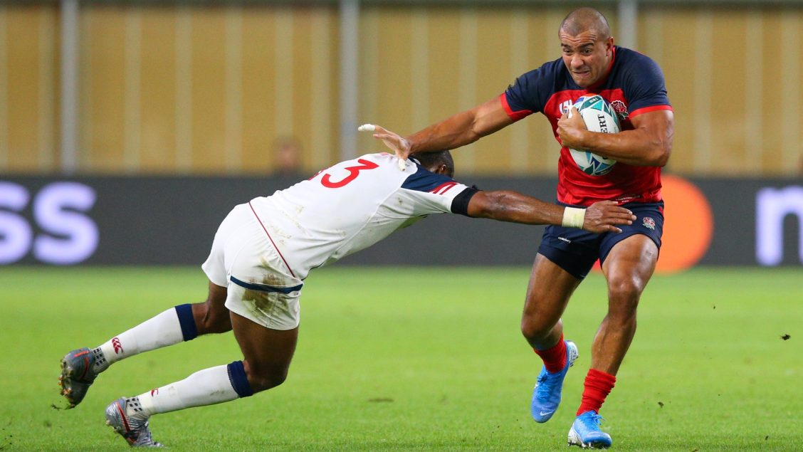 Joseph calls for more after England make it two from two