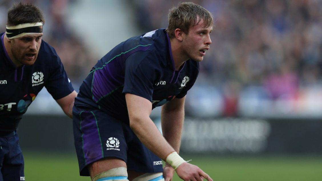 Gray leads Scotland to vital Samoan victory