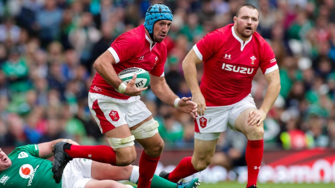 Tipuric set to captain Wales for first time