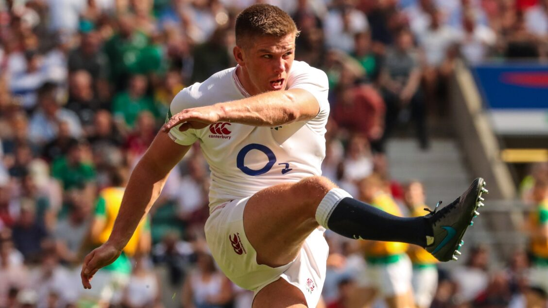 Farrell returns to No.10 as Jones switches it up for Australia