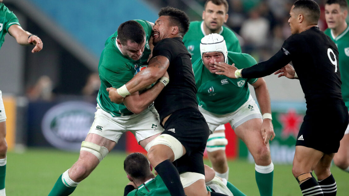 Ryan: Playing for Ireland means everything to me and the lads