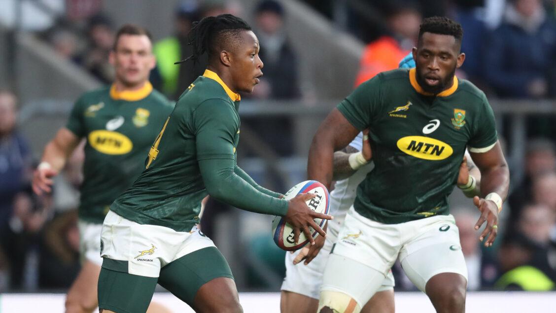Nkosi replaces Kolbe for Springboks