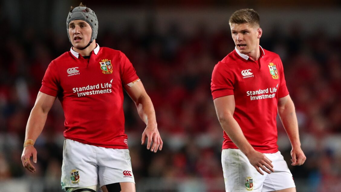 Owen Farrell and Jonathan Davies: The key to World Cup success?