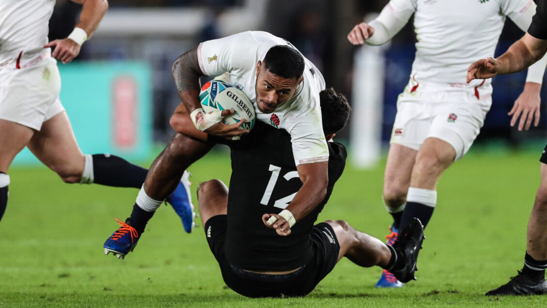Tuilagi relishes remarkable journey to World Cup final