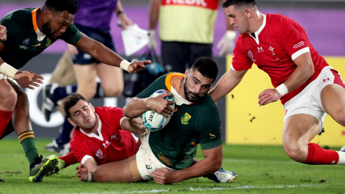 Wales' World Cup dream ended in semi-finals by Springboks