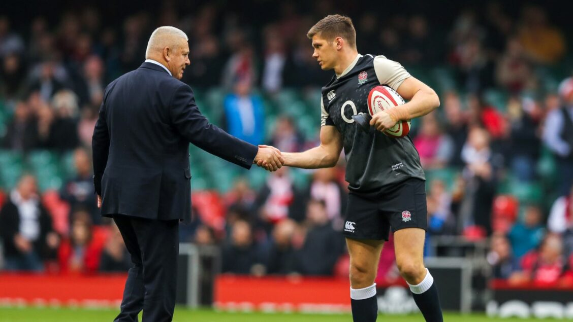 "Gatland: ""I hope a northern hemisphere team can win the World Cup"""